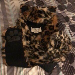 Spirit Hoods Leopard